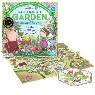 Jeu de plateau-Crée ton jardin.