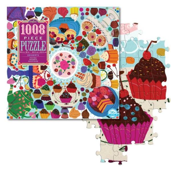 Puzzle 1008- desserts - Photo n°3