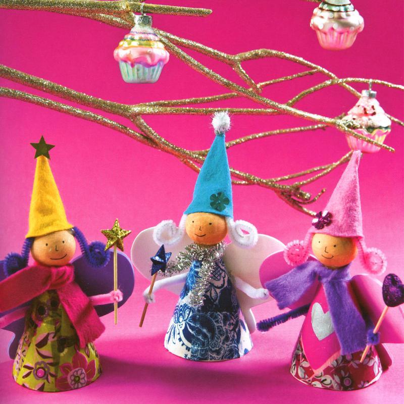 Livre petits bricolages d 39 hiver pour enfants livre loisirs cr atifs creavea - Loisirs creatifs pour enfants ...