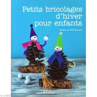 Livre Petits bricolages d'hiver pour enfants