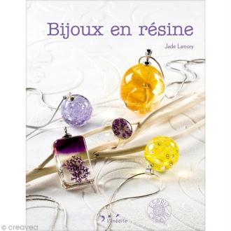 Livre Bijoux en résine - Véronique Lamory