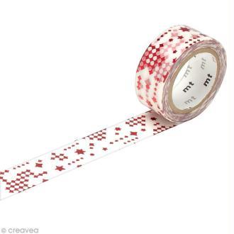 Masking Tape - Étoiles - 15 mm x 5 m