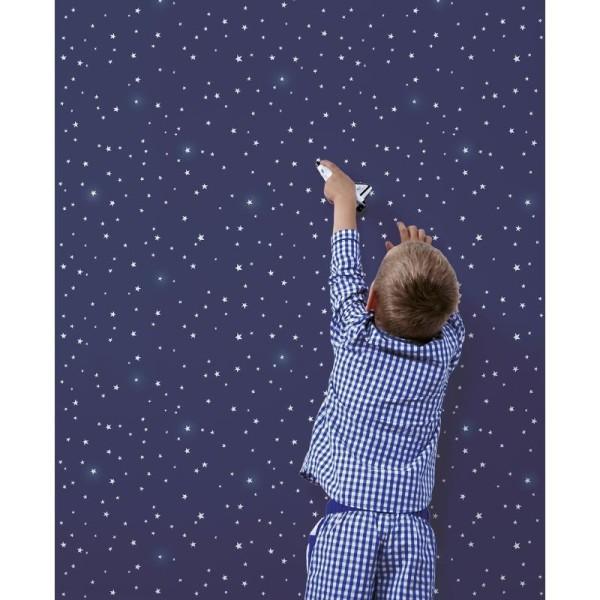 Papier peint intissé etoiles de nuit - Photo n°2