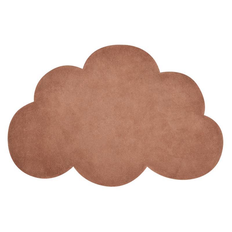 tapis nuage coloris trendy brown tapis enfant creavea. Black Bedroom Furniture Sets. Home Design Ideas