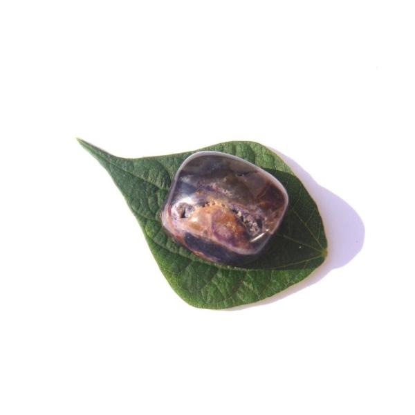 Pierre roulée Tiffany Stone 2.8 CM x 2.6 CM x 1.8 CM max de tranche (E) - Photo n°2