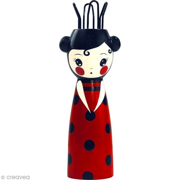 Kit tricotin Avenue Mandarine - Geisha - Photo n°3