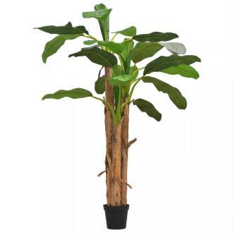 Vidaxl Bananier Artificiel Avec Pot 250 Cm Vert