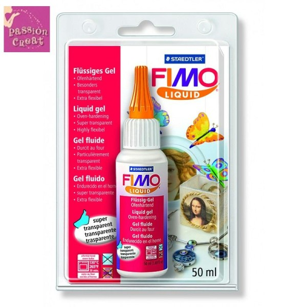Fimo Liquide 50ml - Photo n°1