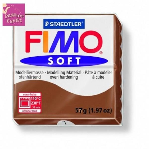 Un Pain De Fimo Soft Caramel N°7 - Photo n°1
