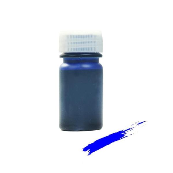Colorant Bleu Saphir Pour Résine 10 Grammes - Photo n°1