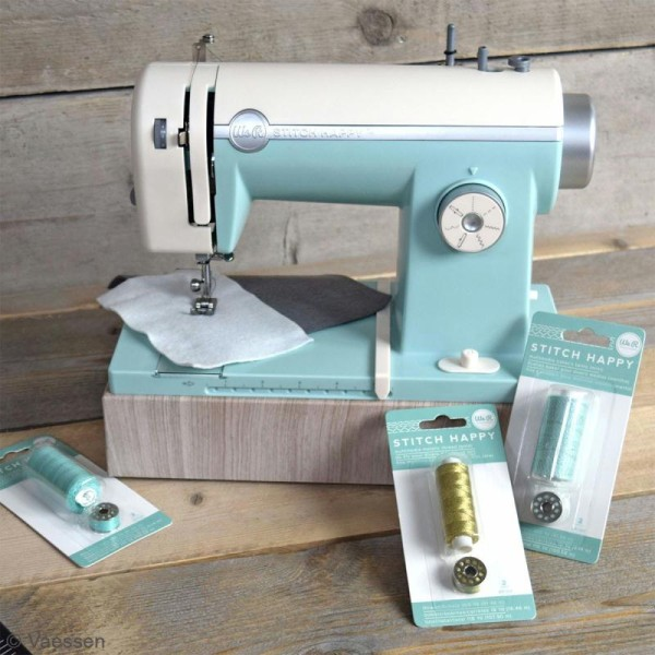 Machine à coudre stitch happy We R Memory Keepers - Menthe - Photo n°2