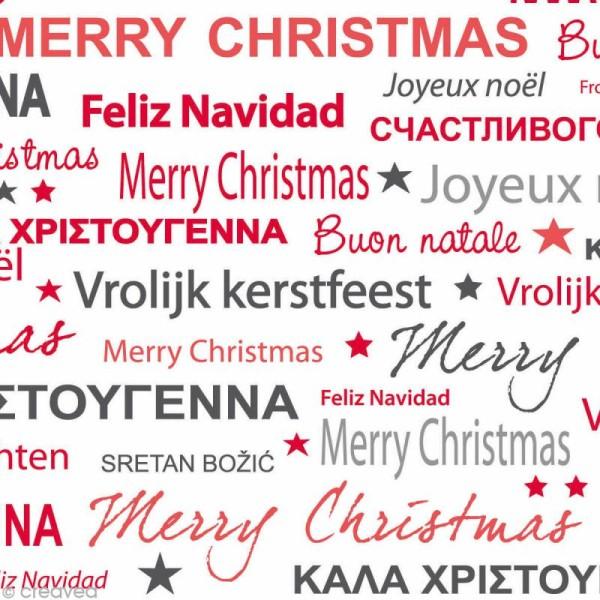 Décopatch Noël 676 - 1 feuille - Photo n°2