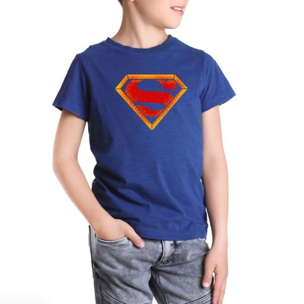 Pochoir multiusage A4 - Logo Super homme - Collection Super Héros - Photo n°2