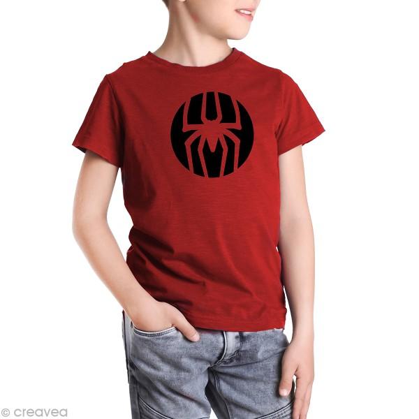 Pochoir multiusage A4 - Logo Homme araignée - Collection Super Héros - Photo n°2
