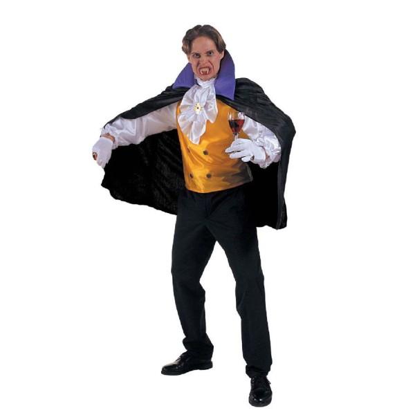 Haut Comte Dracula complet - Taille L - Photo n°1