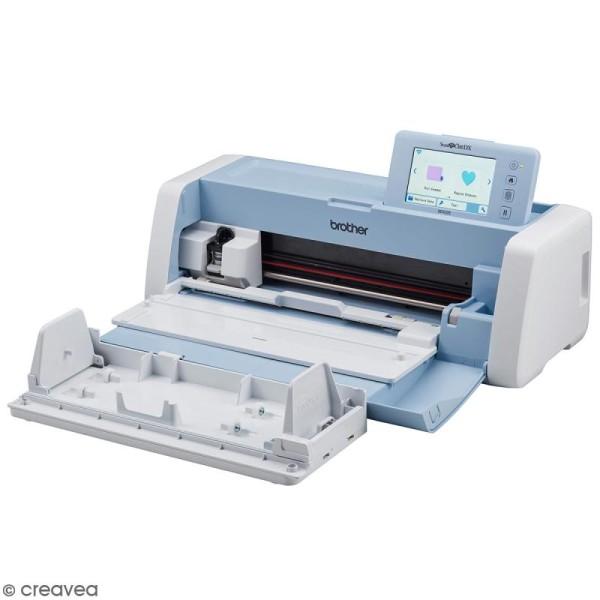 Machine Scan'N'Cut Deluxe - SDX 1200 - Brother - Photo n°5