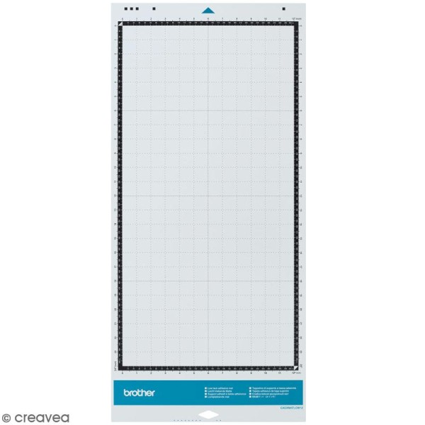 Support faible adhérence pour Scan'n'Cut SDX 1200 - 30,5 x 61 cm - Photo n°2