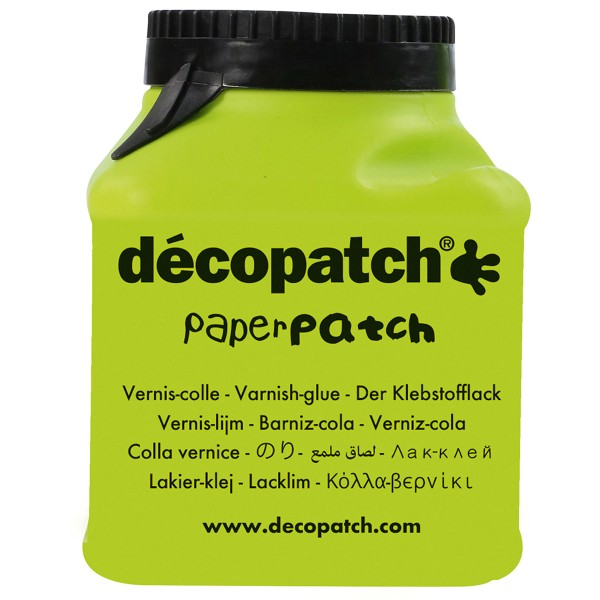 Vernis colle Paperpatch 150 gr - Photo n°1