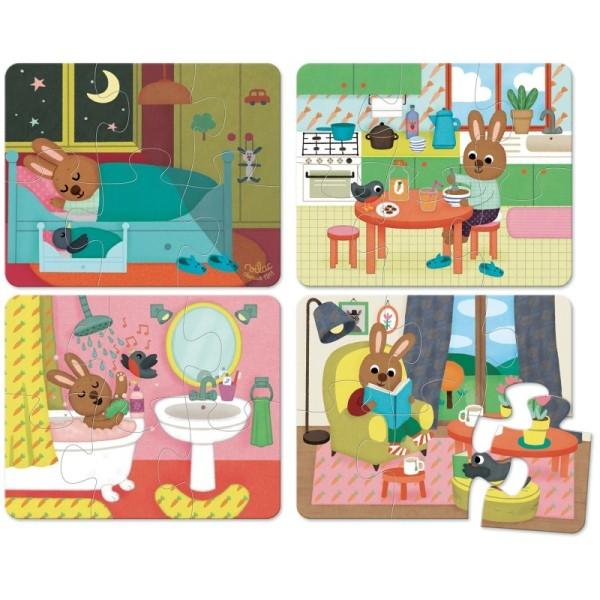 Puzzle La maison - Photo n°3