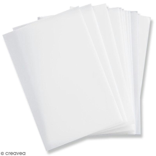 Papier calque A4 - 10 pcs - Photo n°1