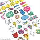Stickers puffies Hello Dreamer - 42 pcs - Photo n°2