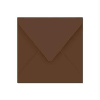 Enveloppe Pollen 140 x 140 Cacao x 20