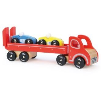 Camion porte voitures Vilac