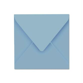 Enveloppe Pollen 140 x 140 Bleu lavande x 20