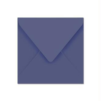 Enveloppe Pollen 140 x 140 Bleu nuit x 20