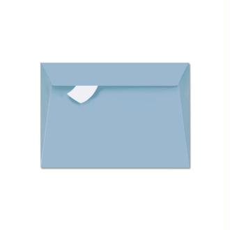 Enveloppe Pollen 114 x 162 Bleu lavande x 20