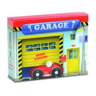 Coffret de garage