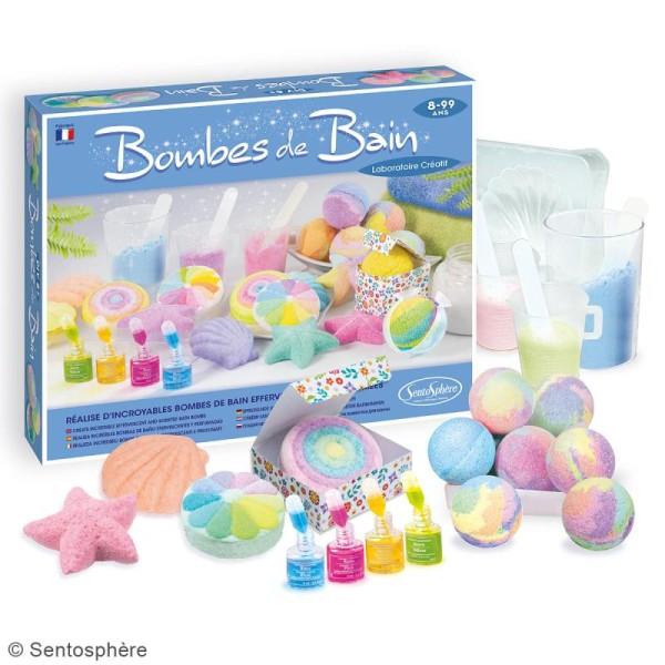 Kit créatif Bombes de bain - Photo n°2