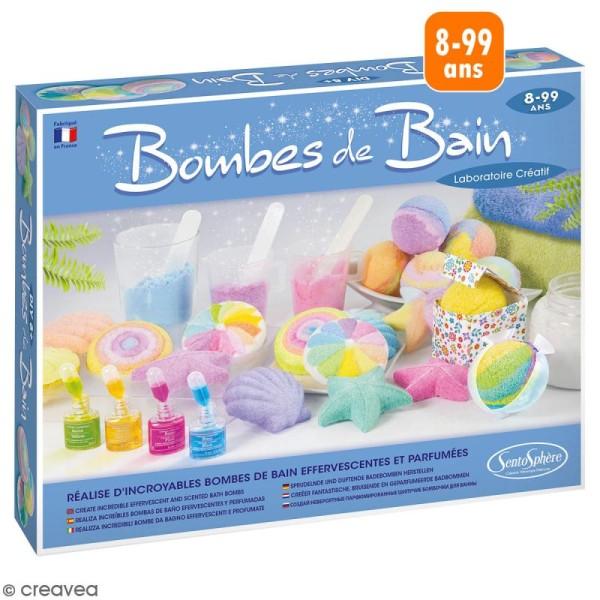 Kit créatif Bombes de bain - Photo n°1