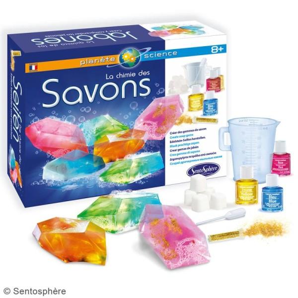 Kit créatif La chimie des savons - Photo n°2