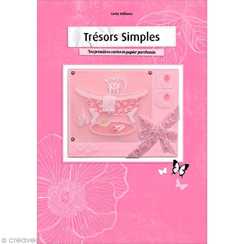 Livre pergamano tr sors simples cartes en papier for Papier parchemin cuisine