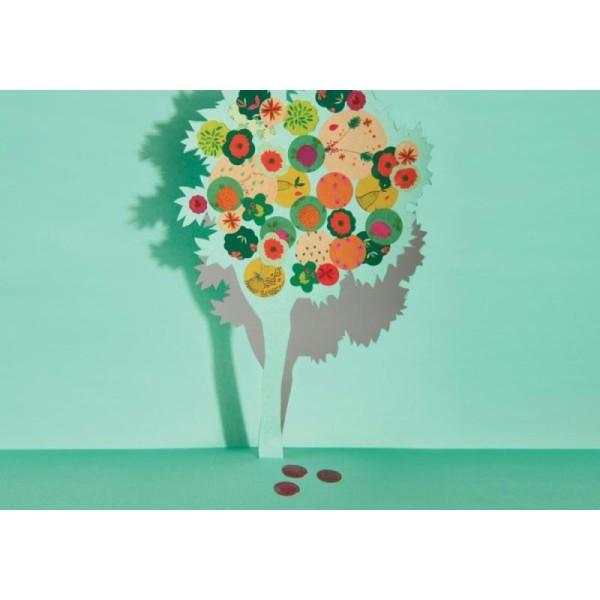 Gommettes d'Artistes Botanica 600 stickers Mon Petit Art - Photo n°3