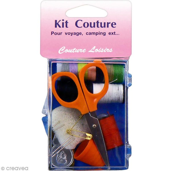 Kit de couture voyage - Photo n°1