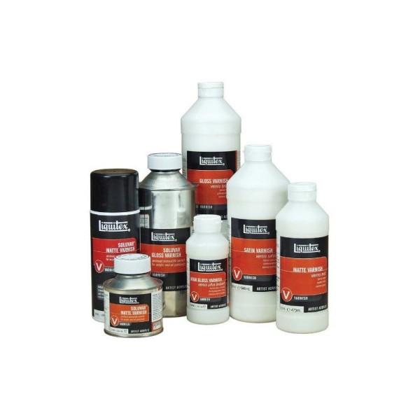 Liquitex Professional Pot d'Additif vernis Ultra Brillant 946 ml - Photo n°2