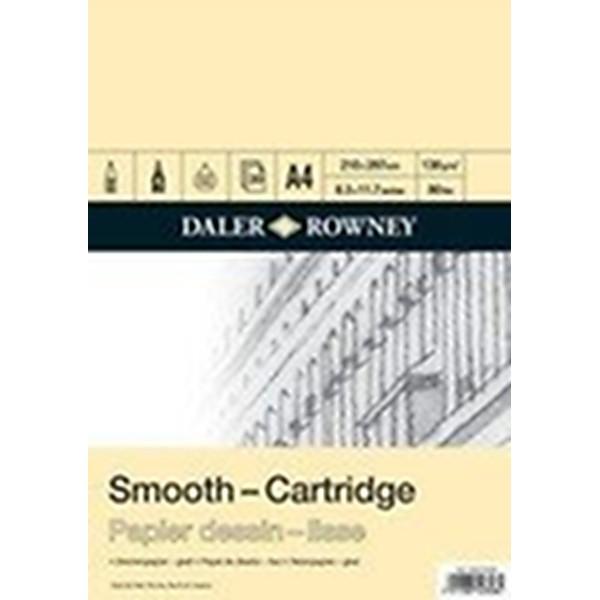 Daler-Rowney Série a Carnet gommé Format A3 - Photo n°1