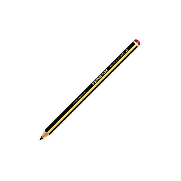 Staedtler 153 Noris Ergosoft Crayon graphite jumbo Mine 2B Boîte de 12 (Import Royaume Uni) - Photo n°2