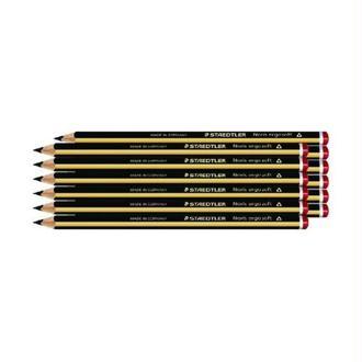 Staedtler 153 Noris Ergosoft Crayon graphite jumbo Mine 2B Boîte de 12 (Import Royaume Uni)
