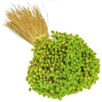 Bouquet happy flower vert - 45 cm