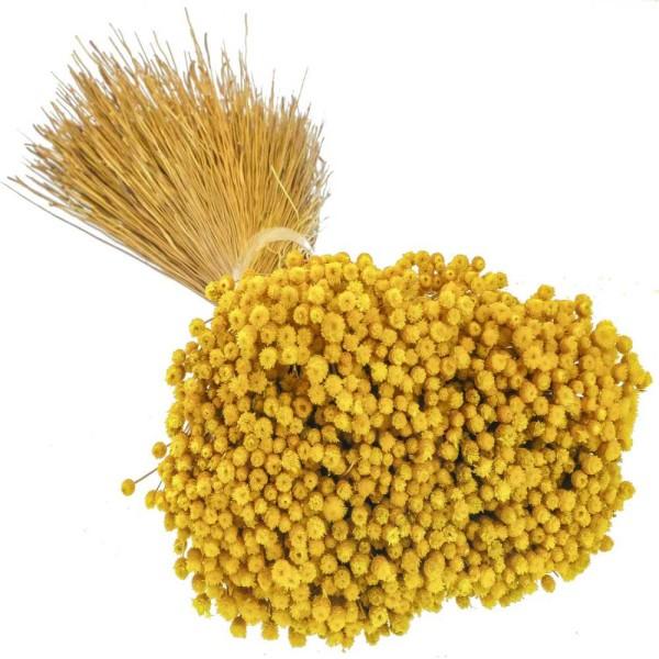 Bouquet happy flower jaune - 45 cm. - Photo n°1