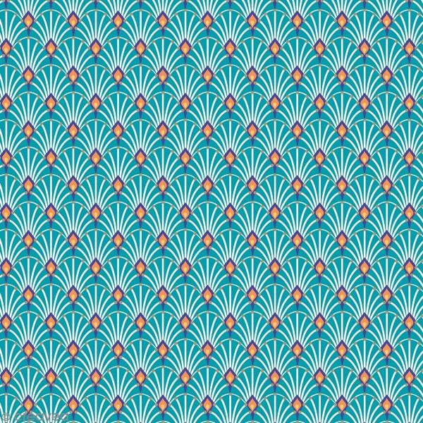 Papier Scrapbooking Artemio effet foil - My Lord - 30,5 x 30,5 cm - 30 pcs - Photo n°6