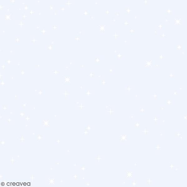 Feuille Calque Artemio - Etincelles - 30,5 x 30,5 cm - 90 g - Photo n°1