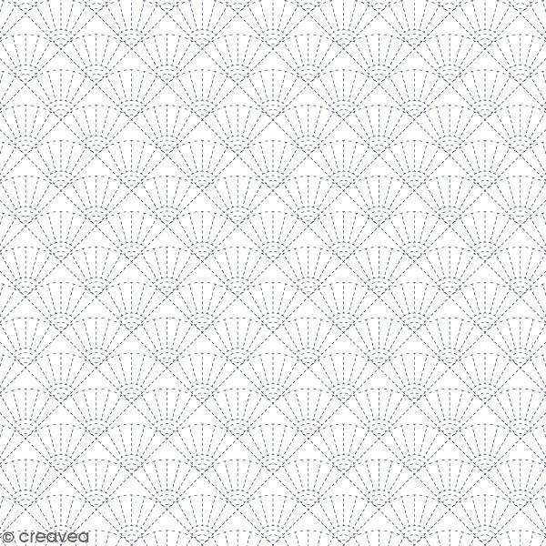 Feuille Calque Artemio - Eventails - 30,5 x 30,5 cm - 90 g - Photo n°1