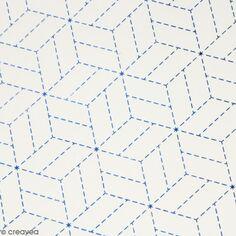 Feuille Calque Artemio - Formes géométriques - 30,5 x 30,5 cm - 90 g