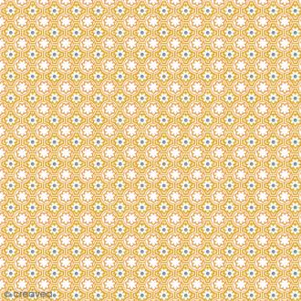 Serviette en papier Nature - Jaune moutarde - 20 pcs