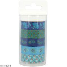 Masking Tape Artemio - My Lord - 1,5 cm x 5 m - 5 pcs