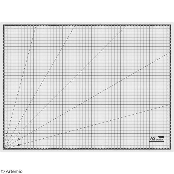 Tapis de découpe Pliable Artemio - 60 x 45 cm - Photo n°2
